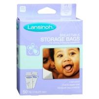 Lansinoh 母乳存储保鲜袋 储奶袋 50片装