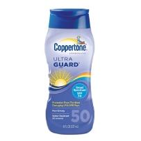 Coppertone 水宝宝  超透气清爽防水保湿防晒乳 SPF50 237ml