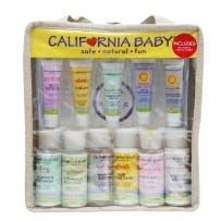 California Baby加州宝宝旅行套装