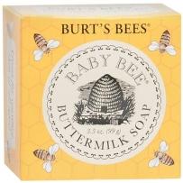Burt's Bees小蜜蜂婴儿奶油牛奶润肤皂