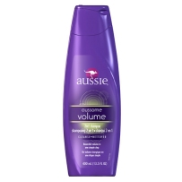 Aussie 袋鼠 袋鼠无硅油蓬松丰盈洗发水中油性发质适用 控油去油 400ml