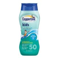 Coppertone 水宝宝 儿童防晒乳 无泪配方 SPF50 237ml 无油无香防水