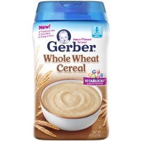 Gerber  嘉宝 2段 全麦米粉  227g
