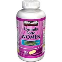 Kirkland可兰女性专用复合维生素矿物质营养片365粒