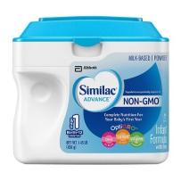 Similac  雅培 金盾非转基因 1段 婴儿配方奶粉 658克