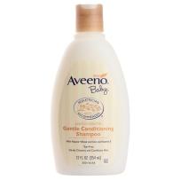 Aveeno Baby 天然燕麦婴儿温和保湿滋润洗发露 354ml 无泪配方