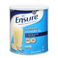 雅培 ENSURE 成人全面均衡高营养(安素)奶粉 香草味 397g