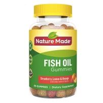 Nature Made 深海鱼油成人软糖  90粒