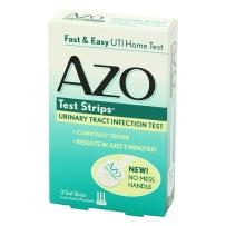 Azo Urinary Tract Infection 尿路健康检测棒3支装