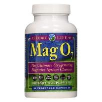 Aerobic Life Mag 07终极补氧消化系统清洁剂肠清片 90粒素食胶囊