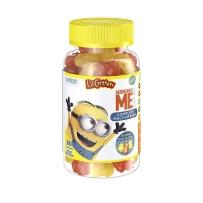 L'il Critters小熊糖Minions复合维生素软糖60粒