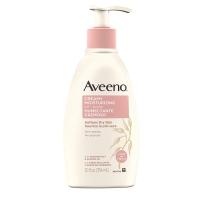 Aveeno 艾维诺  牛奶丝滑杏仁滋润保湿身体乳354ML孕妇可用