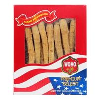 【美国直邮】WOHO #101.4 美国花旗参长枝大号4oz精美盒装