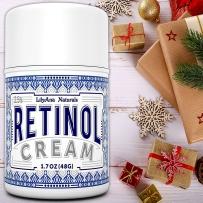 LilyAna Naturals Retinol天然视黄醇祛皱抗衰老面霜 祛皱/淡化斑纹50ml