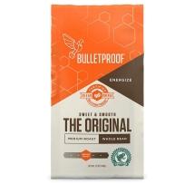 Bulletproof 防弹咖啡粉咖啡豆 生酮饮食低碳饱腹代餐 原始中度烘焙 咖啡豆 340g