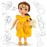 2014新版Disney正品动画师 沙龙娃娃贝儿