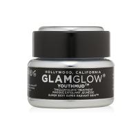GLAMGLOW格莱魅火山黑泥去角质发光面膜50g黑罐 亮颜紧致深层清洁