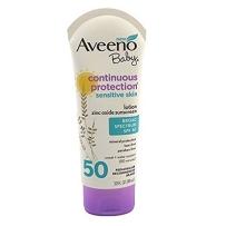 艾维诺Aveenobaby婴儿防过敏防晒霜88g防晒乳SPF50物理防