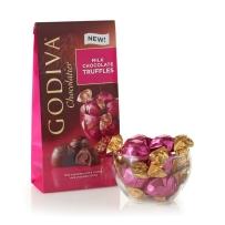 GODIVA  歌蒂梵 丝滑牛奶松露巧克力宝石块 113g