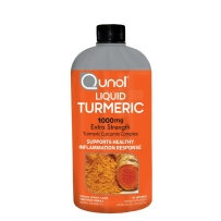 Qunol liquid 液体姜黄素 1000mg护肝 橙味 600ml