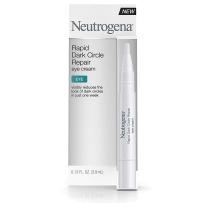 Neutrogena 露得清 速效修护眼霜 3.9ml 祛黑眼圈眼袋 改善细纹疲劳 滋养提亮眼部精华