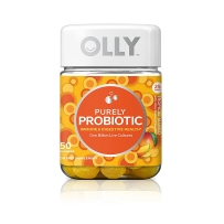 OLLY Purely Probiotic益生菌软糖 50粒芒果味