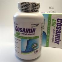 Cosamin ASU氨基葡萄糖软骨素维骨力胶囊 230粒 美国直邮