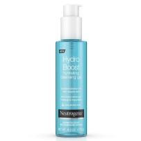 Neutrogena 露得清 保湿凝胶透明质酸洁面乳 170g 保湿卸妆啫喱洗面奶清爽不油腻