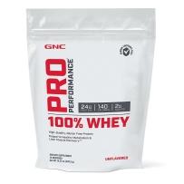 GNC 100% Whey Protein 健安喜 乳清蛋白粉 原味403.2g
