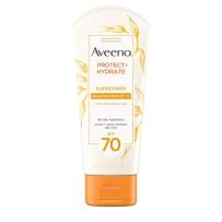 Aveeno艾维诺天然成人防晒乳霜85g孕妇可用SPF70