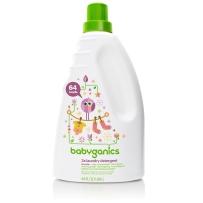 Babyganics 甘尼克 3倍浓缩天然宝宝洗衣液超值装 薰衣草香型 1.89L