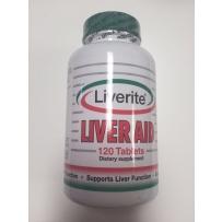 Liverite益肝灵营养片 120粒 护肝排肝毒脂肪肝