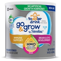 美国美版Similac雅培3段HMO宝宝婴儿三段人乳低聚糖配方奶粉680g