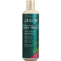 Jason Natural 茶树头痒舒缓头皮护理洗发水 517ml