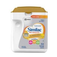 Similac 雅培 低敏防胀气配方奶粉1段 (0-12月) 964g