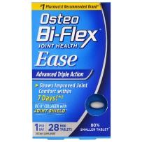 Osteo Bi-Flex 骨碧双弹 轻松自如 UC-II胶原配方 28迷你片 白天