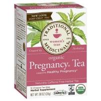 Traditional Medicinals传统方药含覆盆子叶孕妇茶 16包/盒 软化宫颈帮助顺产