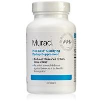 Murad慕勒Skin Clarifying抗痘净肤胶囊 120粒 抗痘净肤控油 内调排毒