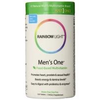 Rainbow light 男性综合维生素 150片