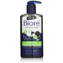Biore碧柔活性炭深层清洁洁面乳 洗面奶 200ML