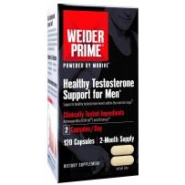 韦德Weider Prime睾酮素 增强男性功能保健圣品睾酮素120片