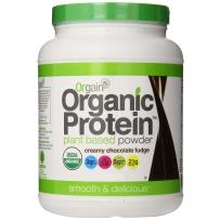 Organic Protein 有机植物蛋白粉 奶油巧克力味 1242g