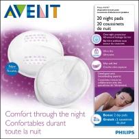 AVENT 新安怡 夜用一次性防溢乳垫 20片