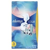 always Infinity 护翼液体卫生巾普通流量 36片