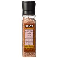 Kirkland 喜马拉雅粉红盐 带研磨器 368.5g