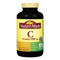 Nature Made 天然维生素C 1000mg  365粒