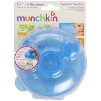 Munchkin  麦肯奇  三格奶粉零食盒 颜色随机