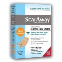 舒可薇 Scaraway 增生修复疤痕硅胶贴美容胶带12片装