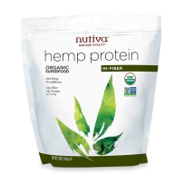 Nutiva Organic Raw Shelled 生火麻仁籽Hemp seed 1.36kg