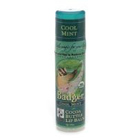 Badger贝吉獾cocoa butter可可脂润唇膏 薄荷味 7g大容量